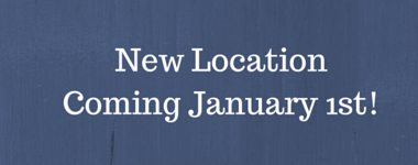 Our New Location Is Coming Soon!
